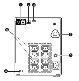 SMC1500IC - APC Smart-UPS C 1500VA LCD 230V with SmartConnect 4