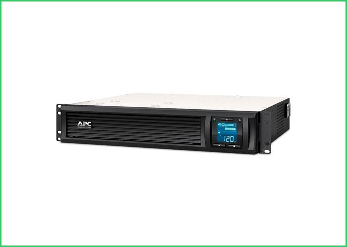 SMC3000RMI2U - APC Smart-UPS C 3000VA Rack mount LCD 230V 12