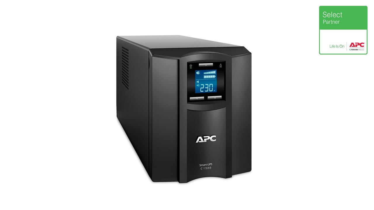 SMC1500IC - APC Smart-UPS C 1500VA LCD 230V with SmartConnect 1