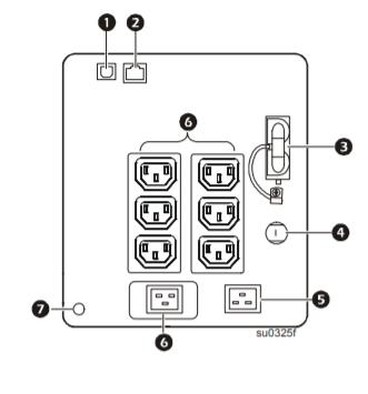 SMC2000I - APC Smart-UPS C 2000VA LCD 230V 4