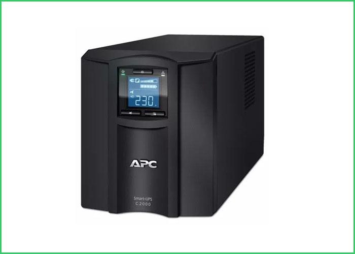 SMC3000RMI2U - APC Smart-UPS C 3000VA Rack mount LCD 230V 15