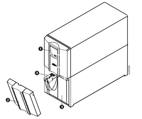 SMC3000RMI2U - APC Smart-UPS C 3000VA Rack mount LCD 230V 3