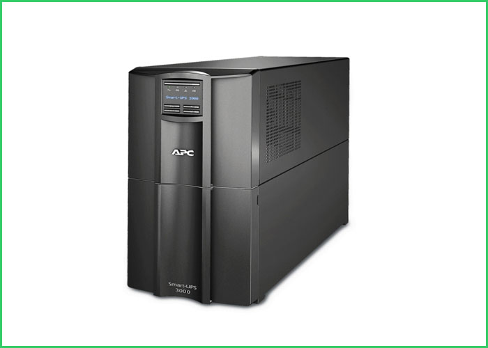 SMC3000RMI2U - APC Smart-UPS C 3000VA Rack mount LCD 230V 16