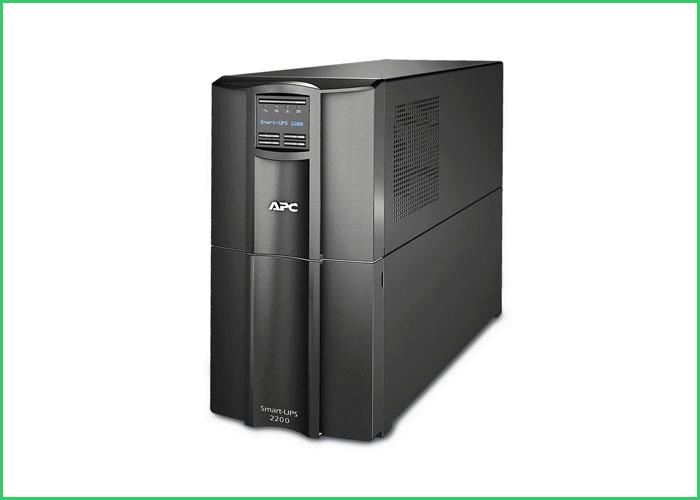 SMC3000RMI2U - APC Smart-UPS C 3000VA Rack mount LCD 230V 22