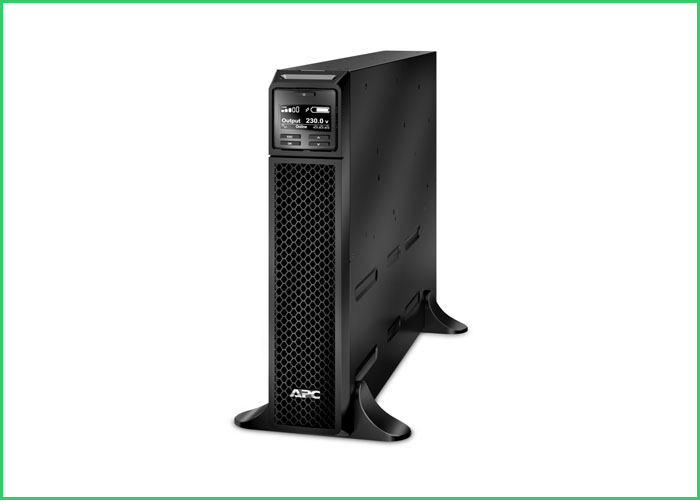 SMC3000RMI2U - APC Smart-UPS C 3000VA Rack mount LCD 230V 35