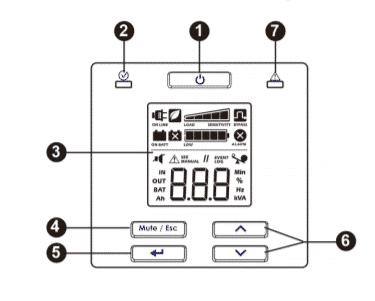 SRV10RILRK - APC Easy UPS SRV RM 10000VA 230V 1