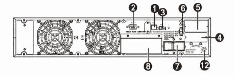 SRV10RILRK - APC Easy UPS SRV RM 10000VA 230V 2