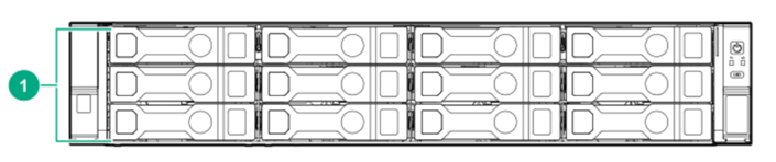 HPE StoreEasy 1660 Storage 4