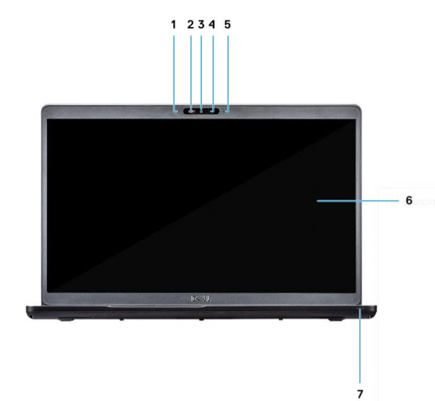 Dell Precision Mobile Workstation M3540 5