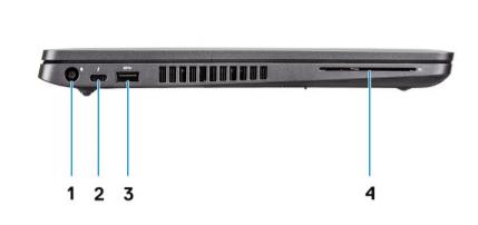 Dell Precision Mobile Workstation M3540 4