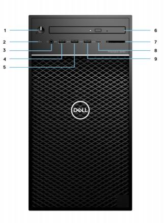 Dell Precision 3640 Tower Workstation 3
