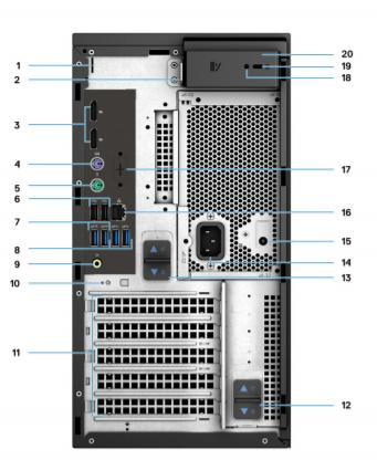 Dell Precision 3640 Tower Workstation 4