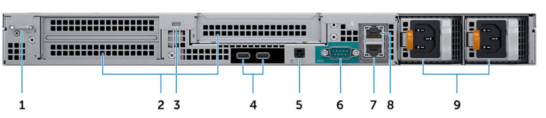 Dell Precision Desktop Workstation 3930 Rack 4