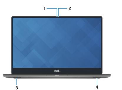 Dell Precision Mobile Workstation M5540 5