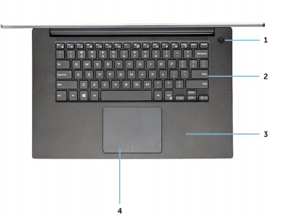 Dell Precision Mobile Workstation M5540 6