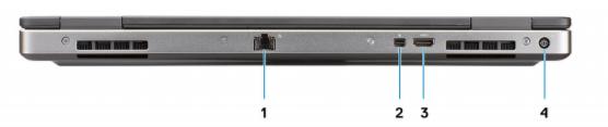 Dell Precision Mobile Workstation M7540 7
