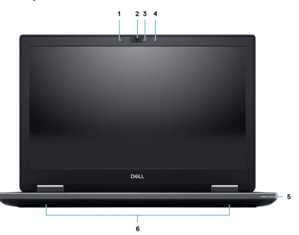 Dell Precision Mobile Workstation M7540 5