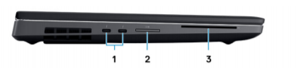 Dell Precision Mobile Workstation M7540 4