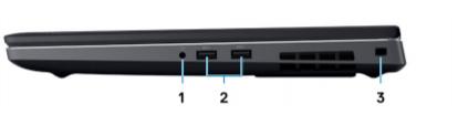 Dell Precision Mobile Workstation M7540 3