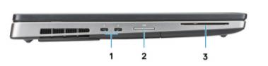 Dell Precision Mobile Workstation M7740 4