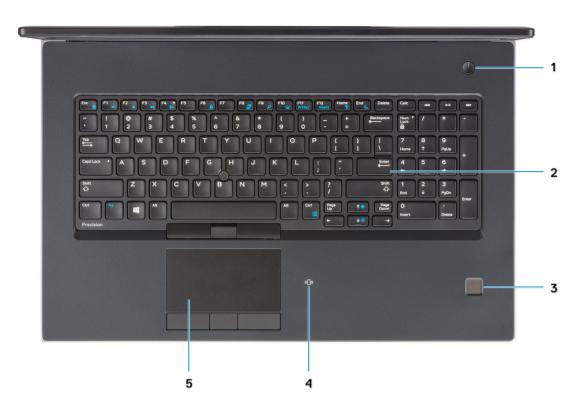 Dell Precision Mobile Workstation M7740 6