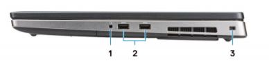 Dell Precision Mobile Workstation M7740 3