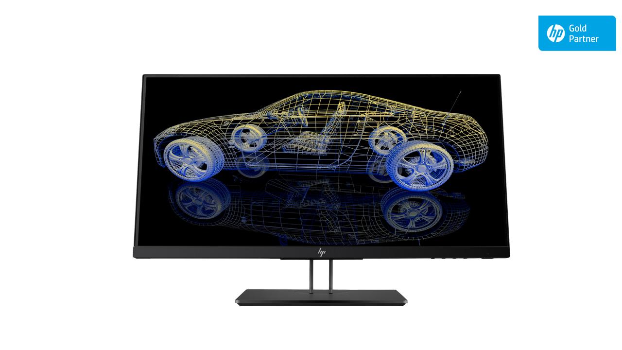 HP Z23n G2 23-inch Display (1JS06A4) 1