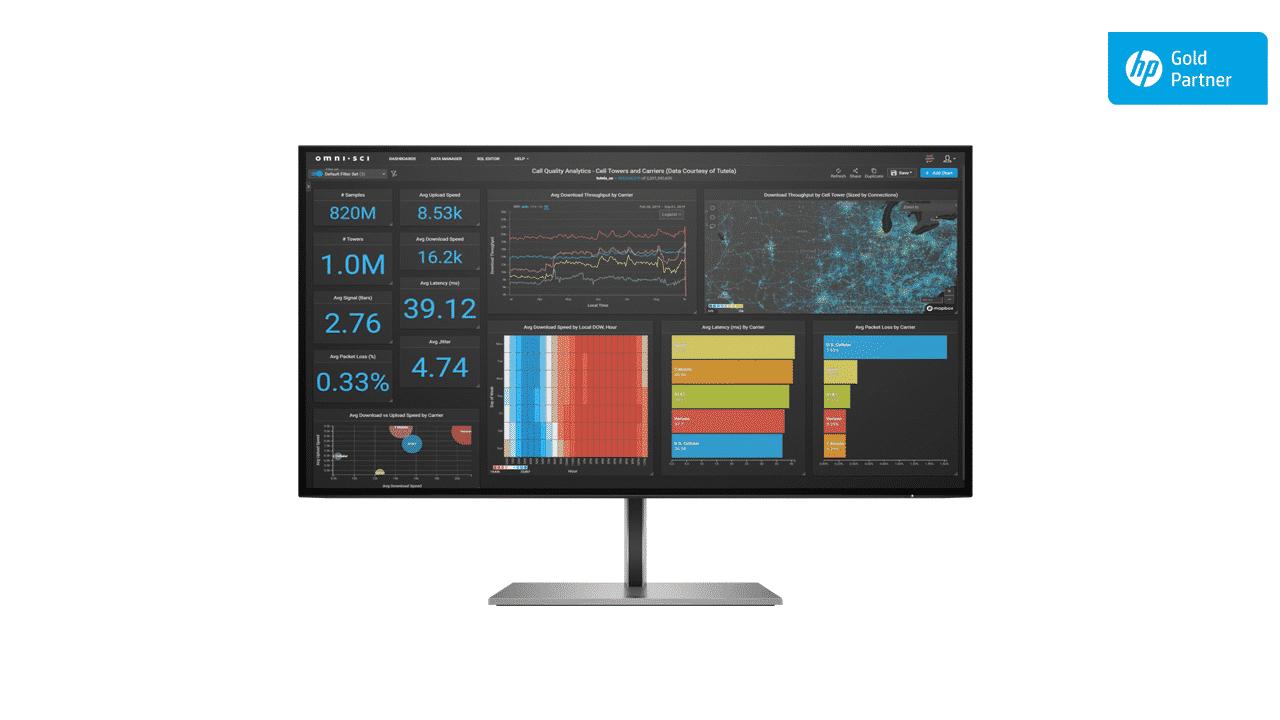 HP Z27Q G3 QHD Display 1