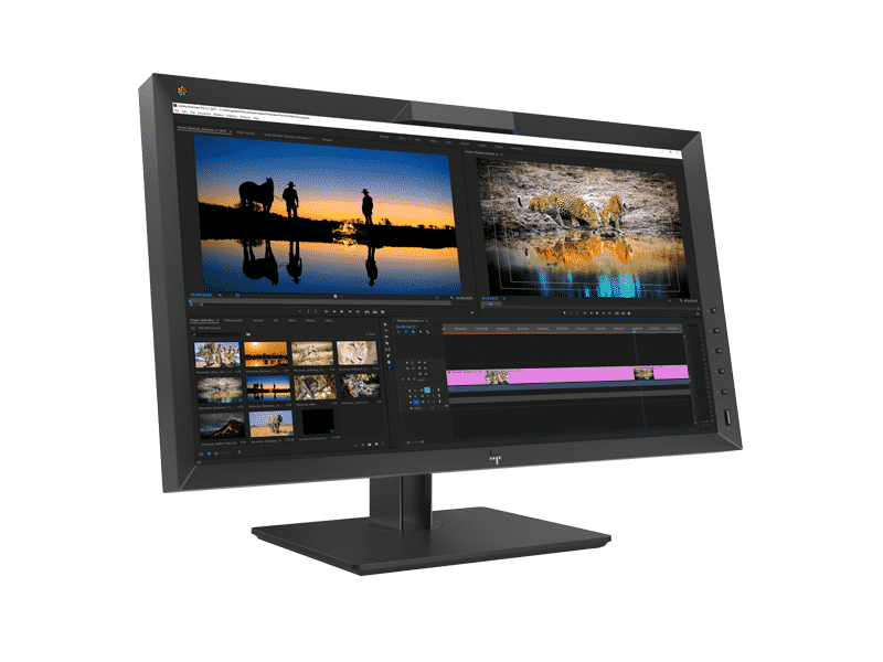 HP Z27X G2 QHD DREAMCOLOR Professional Display 5