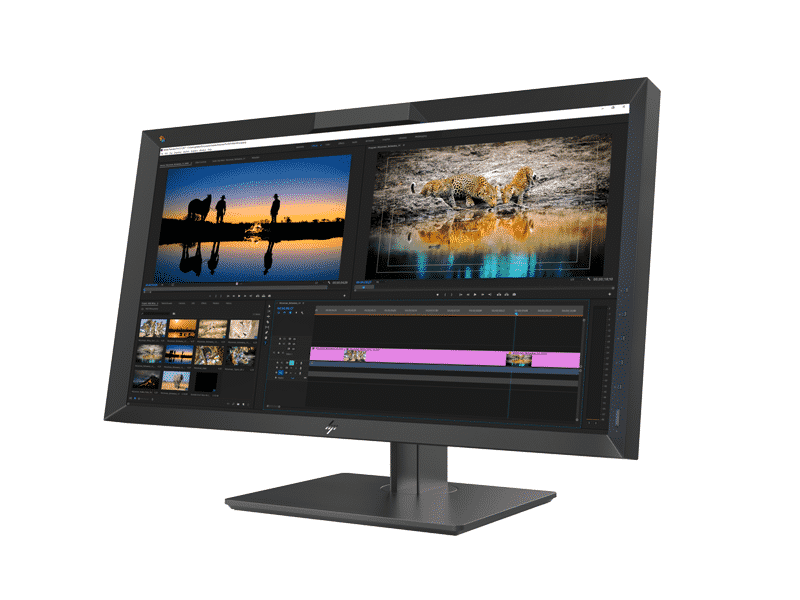 HP Z27X G2 QHD DREAMCOLOR Professional Display 6