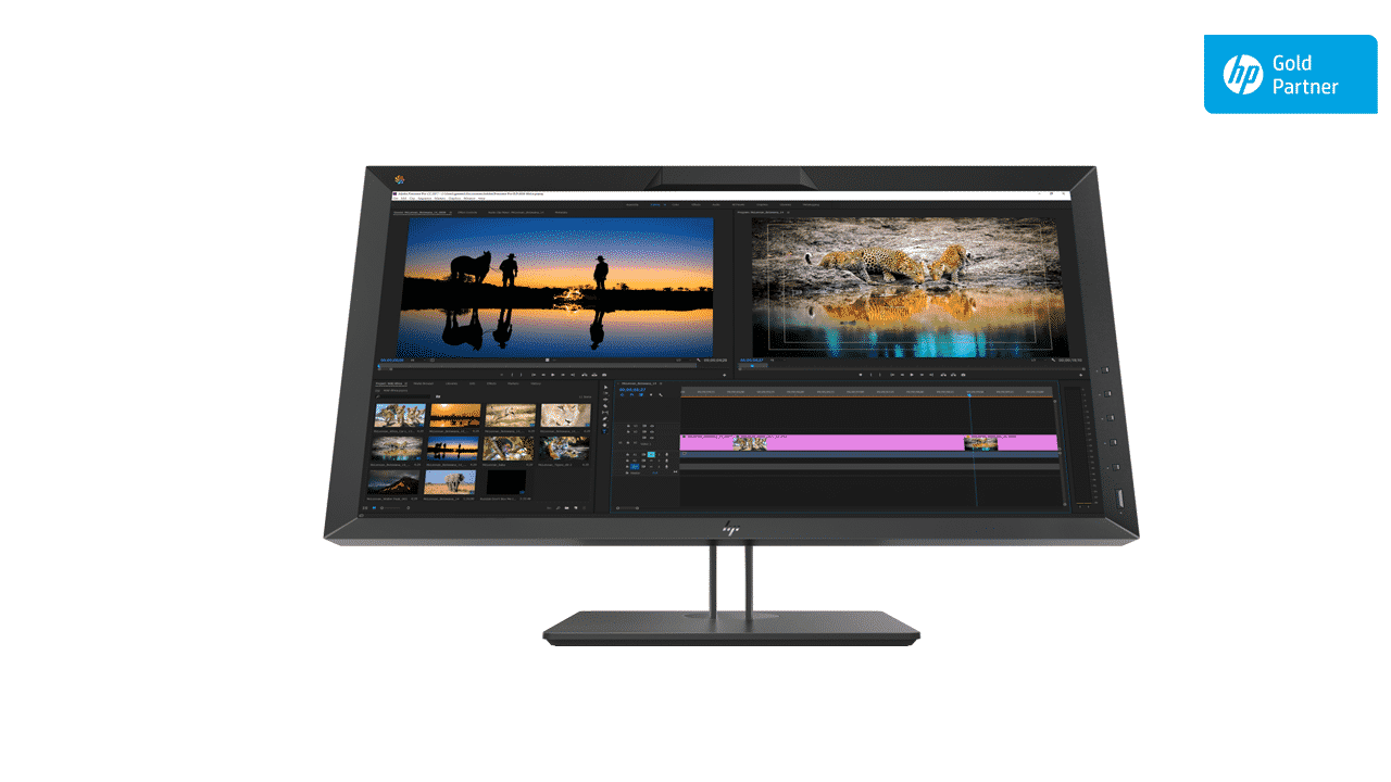HP Z27X G2 QHD DREAMCOLOR Professional Display 1
