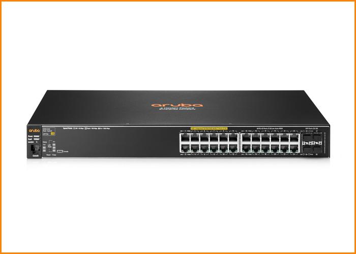 Aruba 2530 48G PoE+ Switch 9