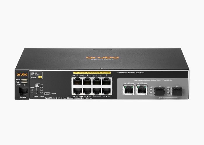 Aruba 2530 Switch Series 4