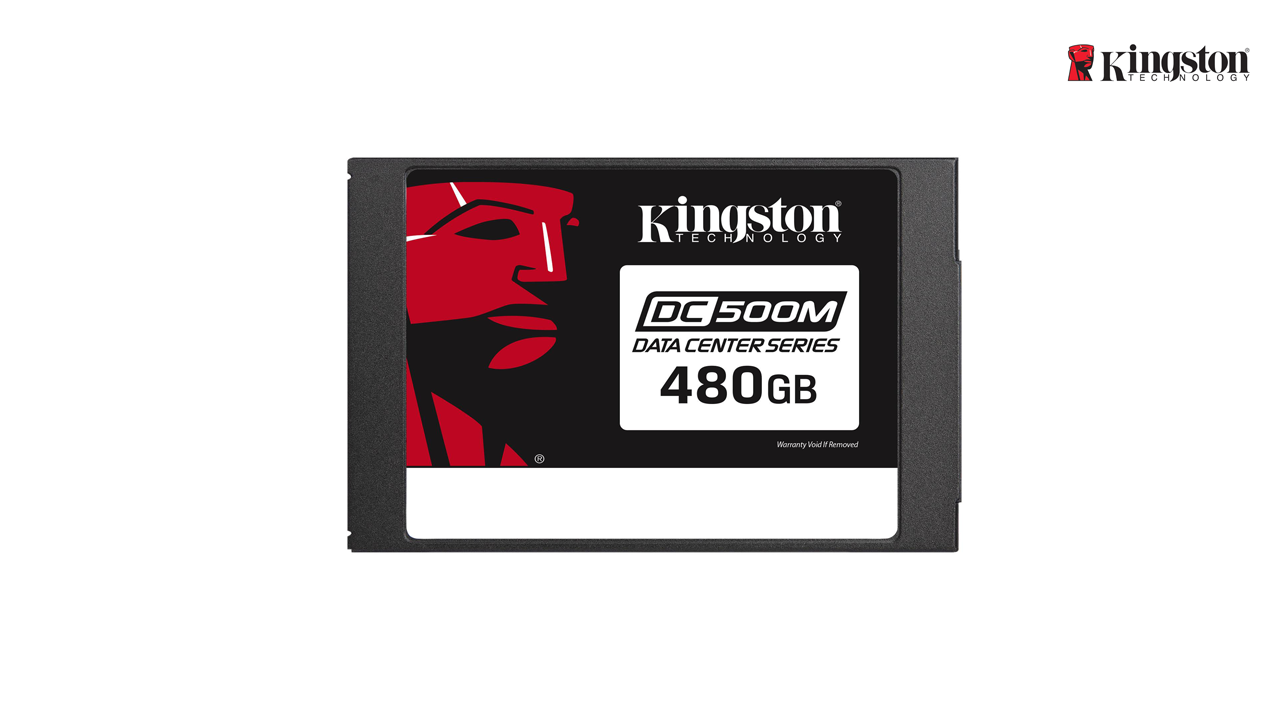 Kingston DC 500 Series SSD- Mixed Use 1