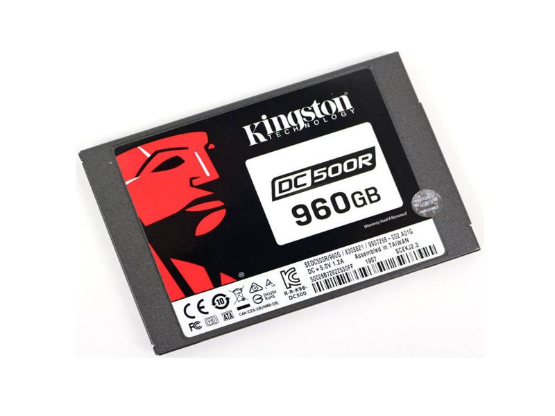 Kingston DC 500 Series SSD- Read Intensive 6