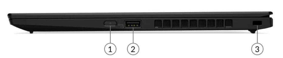 Lenovo ThinkPad X1 Carbon Laptop 3