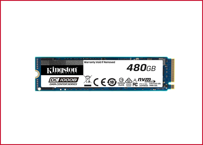 Kingston's NV1 NVMe™ PCIe SSD 7