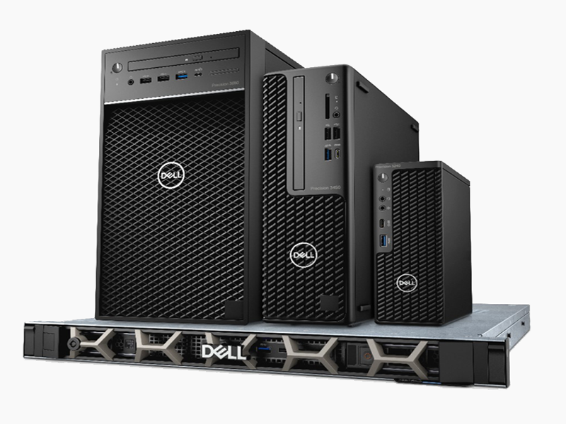 DELL Server & Systems 4