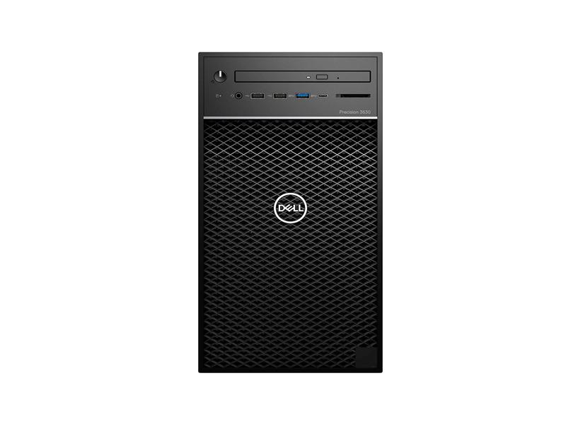 Dell Precision Desktop Workstation 3630 Tower 5