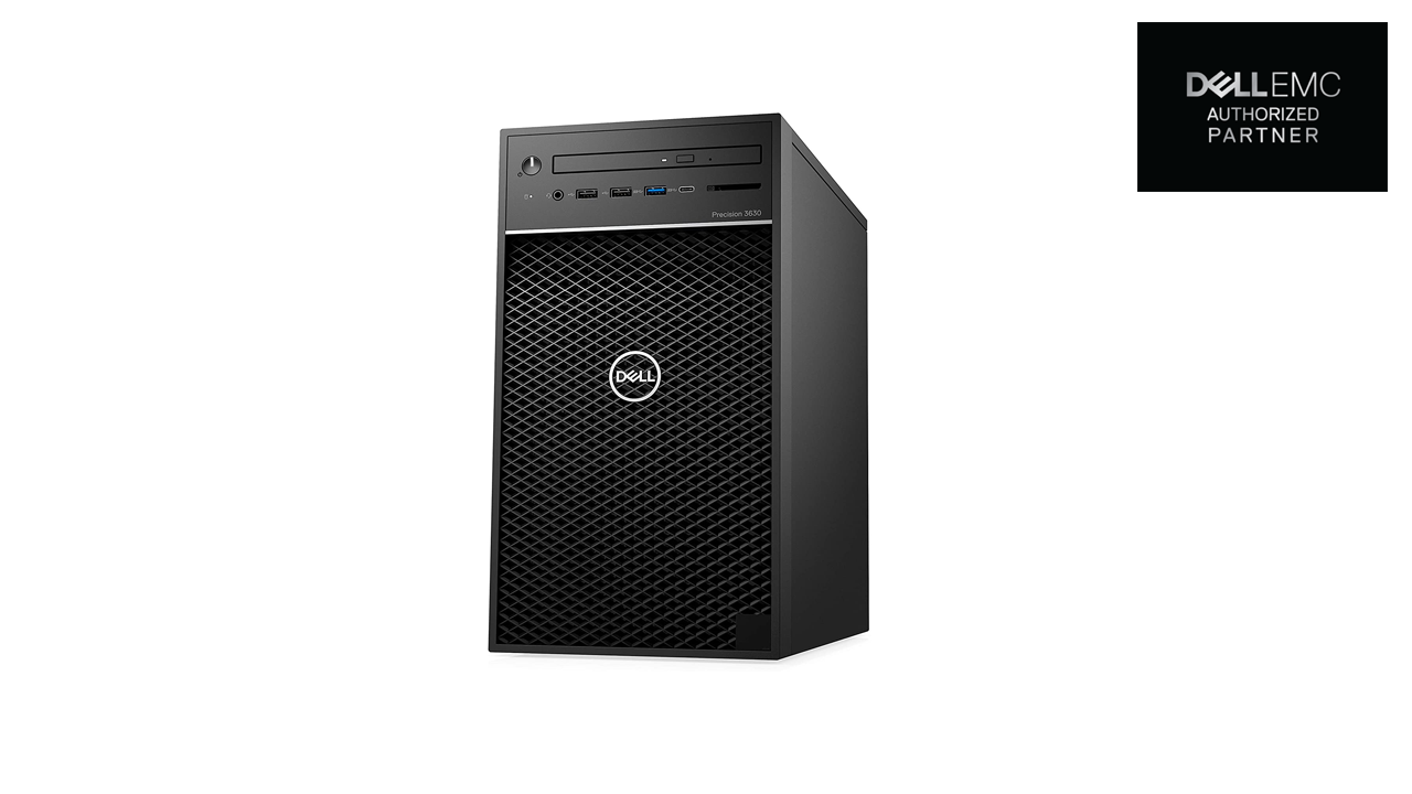 Dell Precision Desktop Workstation 3630 Tower 1