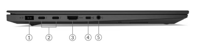 Lenovo ThinkPad X1 Extreme Laptop 3