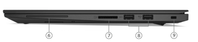 Lenovo ThinkPad X1 Extreme Laptop 4