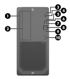 HP Z2 G8 Tower Workstation 3