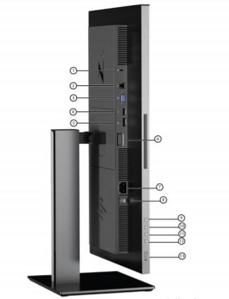 HP Z22n G2 22-inch Display 4