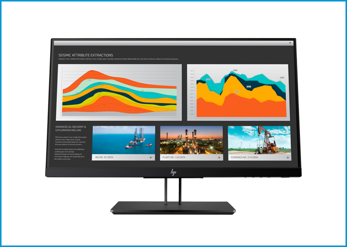 HP Z27X G2 QHD DREAMCOLOR Professional Display 15