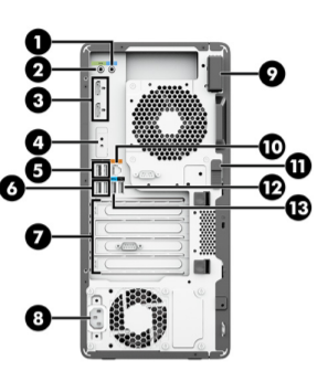 HP Z2 G8 Tower Workstation 4