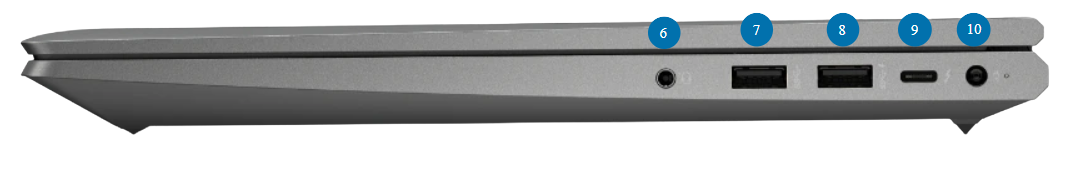 HP ZBook Power 4