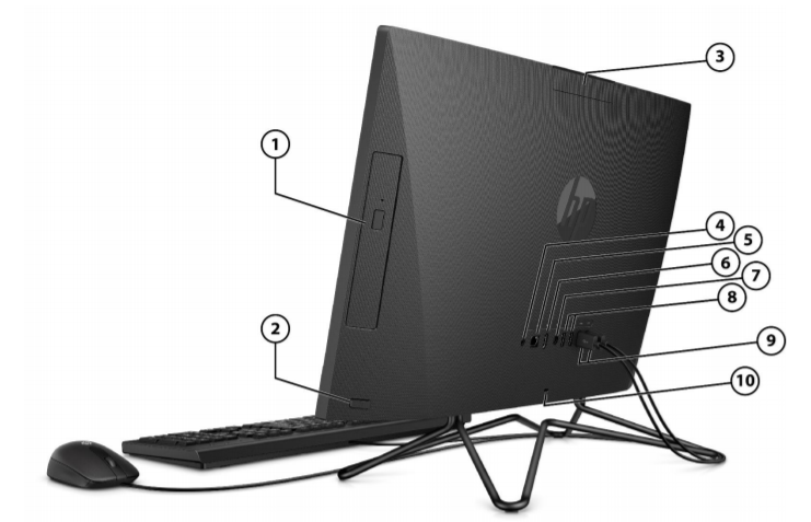 HP 200 G4 All-in-One Business PC 4