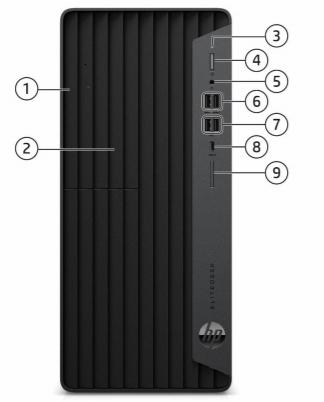HP EliteDesk 800 G6 Tower PC 3