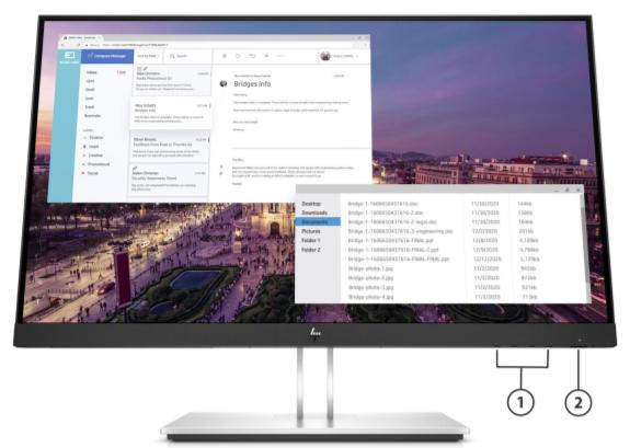 HP E23 G4 FHD Monitor 3